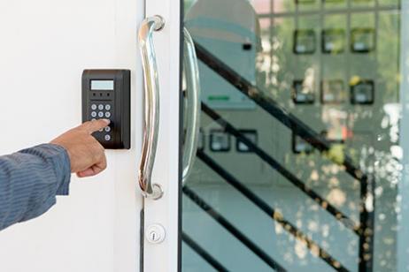 Marzua cerraduras electr nicas adi s a las llaves de casa - Cerraduras electronicas para casa ...