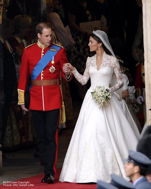 6 Royal Brides For April