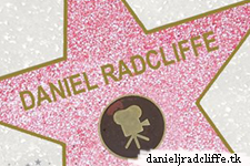 Updated: Daniel Radcliffe to receive a star on the Hollywood Walk of Fame