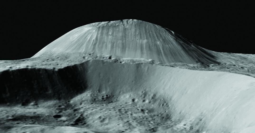 Acqua, atmosfera, criovulcani: le nuove scoperte di Dawn su Cerere