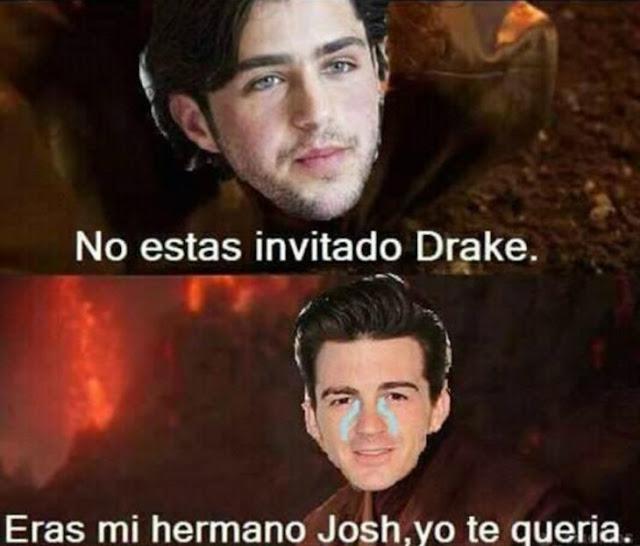 Así fue la emotiva reconciliación de Drake y Josh