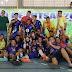 Campeões da Copa Sertão de Futsal 2018