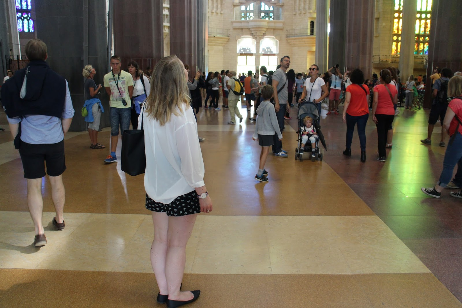 A Tour Of The Arts | Barcelona