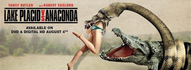 مشاهدة وتحميل فيلم Lake Placid vs Anaconda كامل بجودة عالية