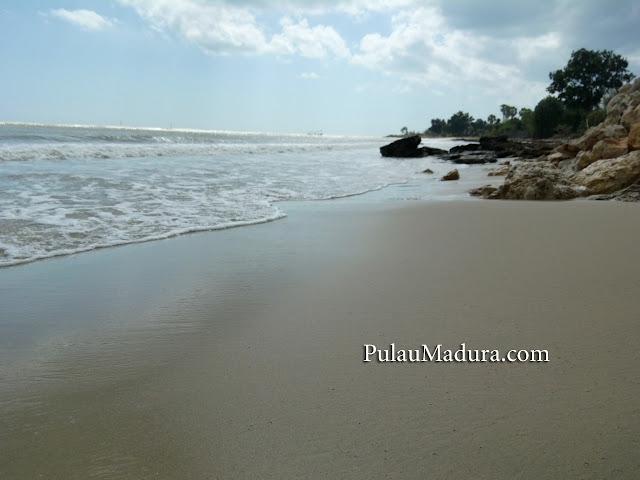 Wisata Pantai Siring Kemuning - Kecamatan Tanjung Bumi - Bangkalan