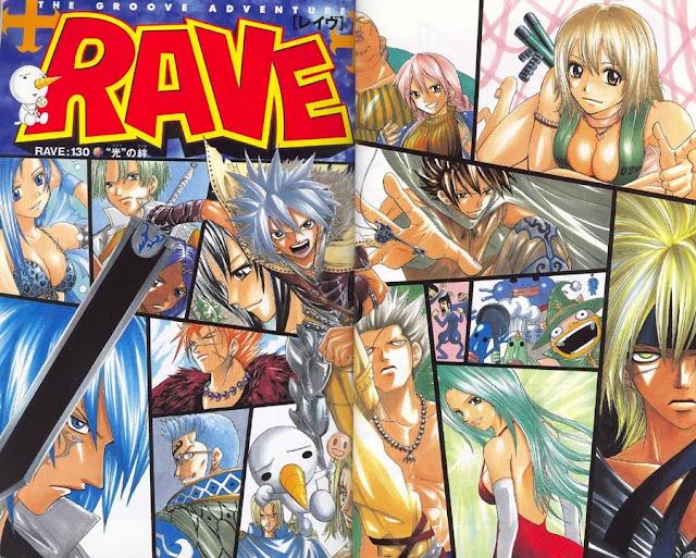 Rave Master [Manga] [35/35] [MF] [MEGA]