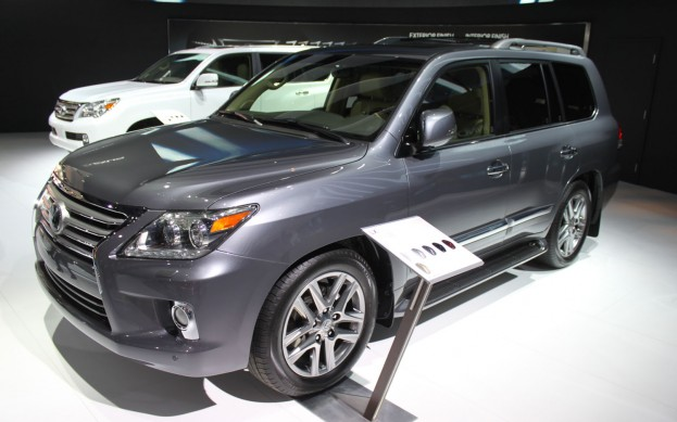 Latest Cars Models Lexus Cars 2013