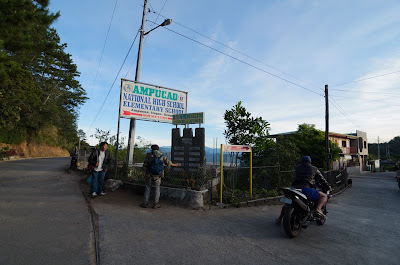 Ampucao Barangay Itogon Benguet Cordillera Administrative Region Philippines