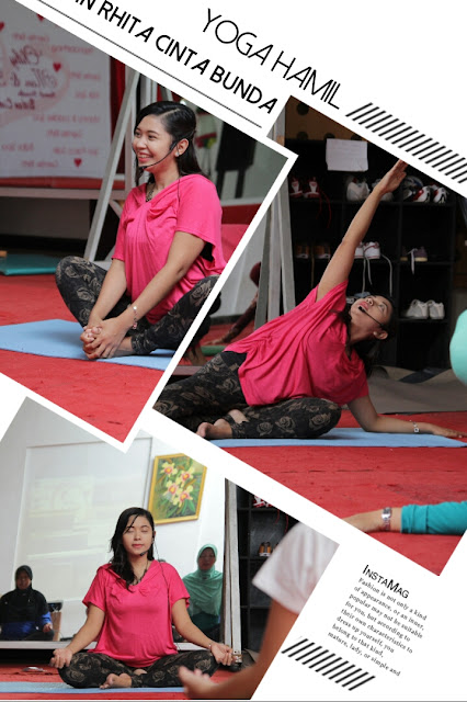Image result for prenatal yoga bidan bunda