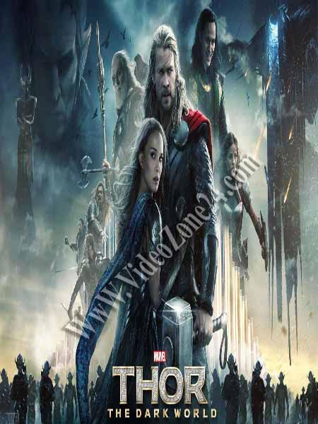 Thor 2011 Dual Audio BluRay 480p 350MB Poster