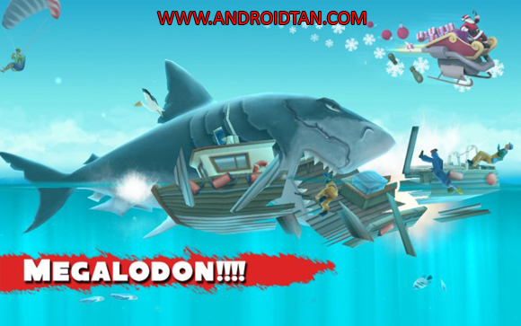Download Hungry Shark Evolution Mod Apk for Android