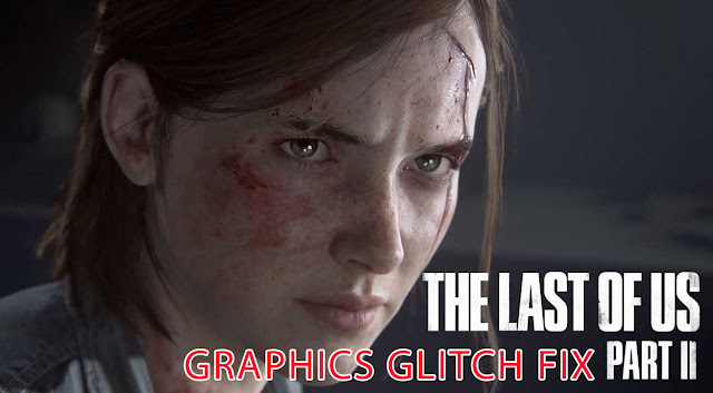 the last of us part 2 graphics problem