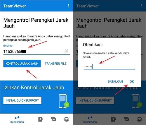 Cara Remote Komputer Dari HP Android Dengan Mudah