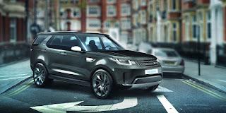 Nouveau ''2018 Land Rover Discovery 5 '', Photos, Prix, Date De Sortie, Revue, Nouvelles Voiture 2018