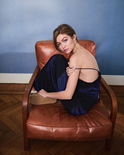 Gigi Hadid - By Serge Leblon    Vogue Netherlands May 2017