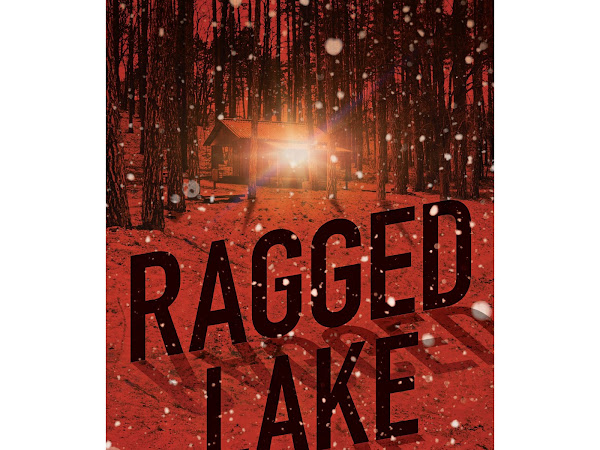 Ragged lake by Ron Corbett
