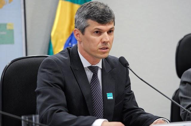 MINISTRO DOS TRANSPORTES DE TEMER SERÁ SECRETÁRIO NO DF
