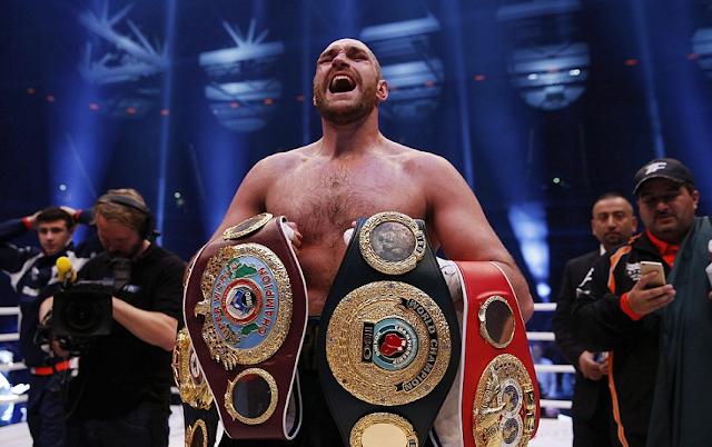 World Championship Boxing em Las Vegas