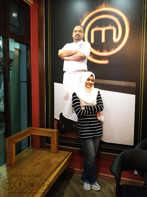Vista Brasserie by Chef Zubir Seksyen 14 Shah Alam