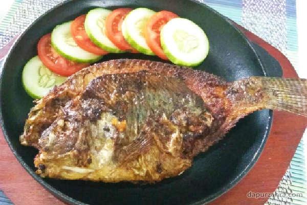 resep masak ikan nila kerutup