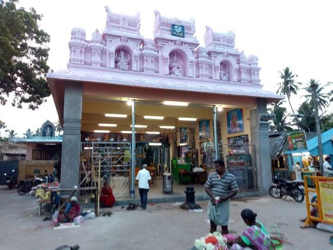 Sri Maha Mariyamman Temple, Valangaiman