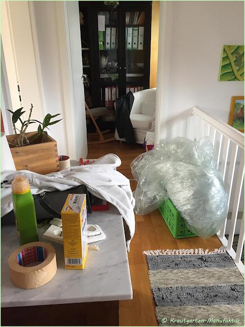 Unser Gästezimmer Stand Schon Eine Ganze Weile Auf Unserer Persönlichen To Do Liste Es Ist Das Sonnigste Zimmer Im Ganzen Haus Aber Durch Große Bett
