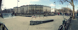 Skatepark Paris Jemmapes
