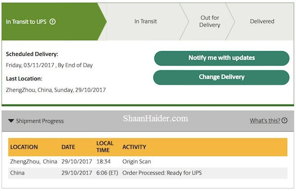 HOW TO : Track Your iPhone X Pre-Order Shipment Status without Shipping Number
