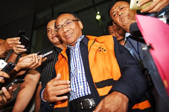 Mengejutkan, Hakim Perberat Hukuman Jero Wacik Jadi 8 Tahun