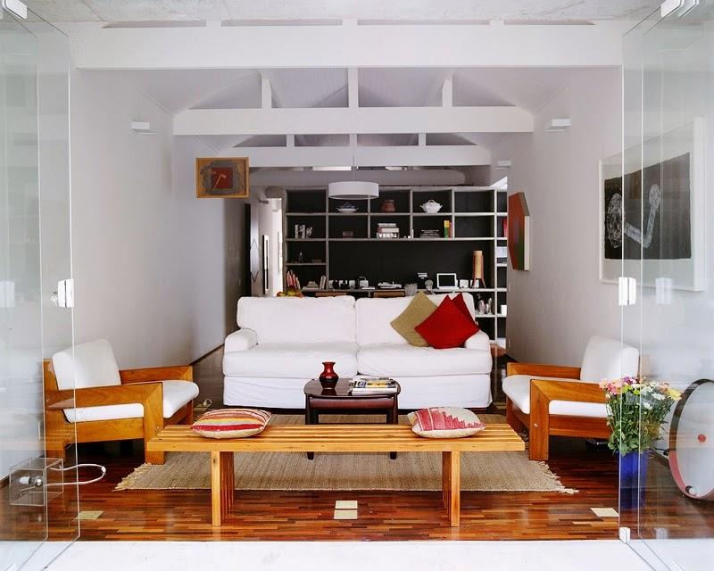 Casa Lapa - Zemel + Chalabi Arquitectos