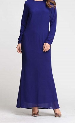 NBH0470 IFFAH JUBAH DRESS
