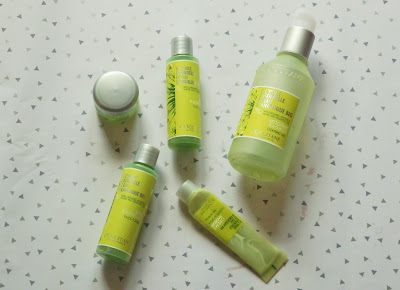 My Empties March 2016