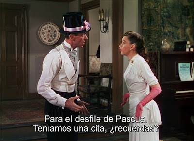 Fred Astaire y Judy Garland » Desfile de pascua