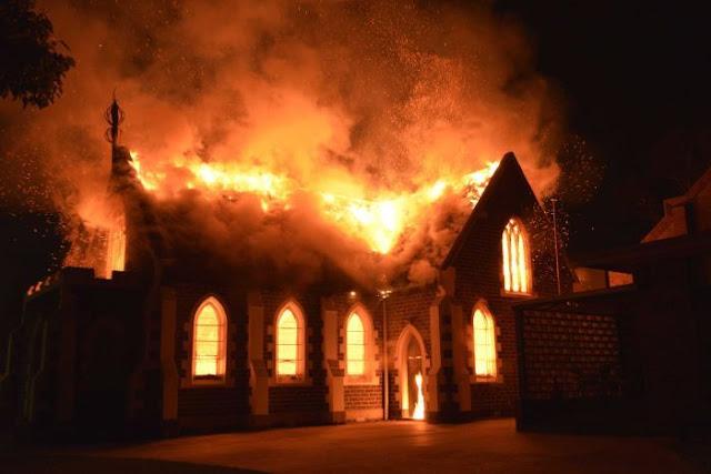 Masjid Geelong Terbakar, Gereja Anglikan Tawarkan Aula Gereja Jadi Tempat Salat Jumat