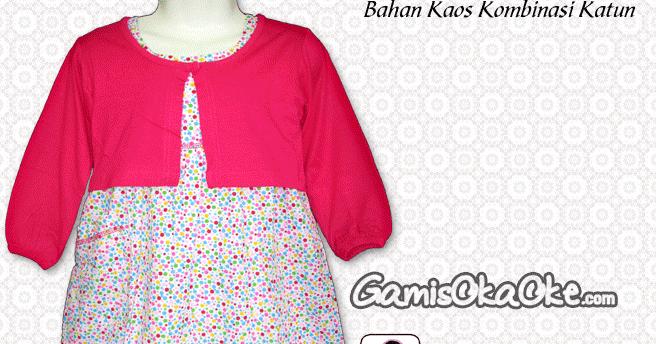 Baju Busana Muslim Anak Perempuan Terbaru Baju Gamis