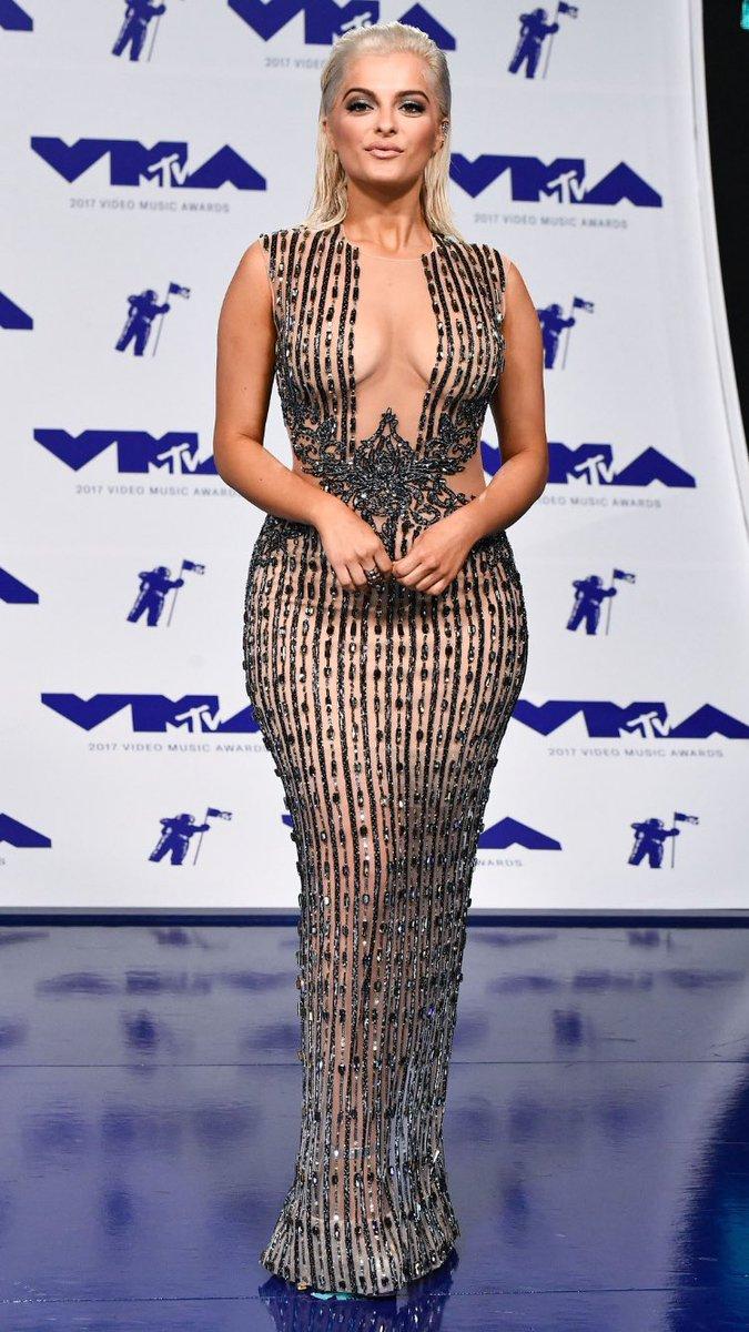 Hot Bebe Rexha at MTV Video Music Awards Stills