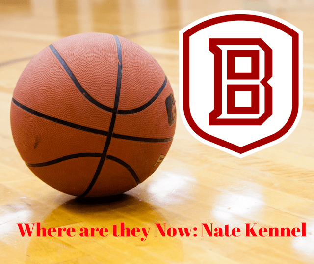 Where are they Now: Metamora Boy's Basketball alum ('16) Nate Kennell, Metamora Herald