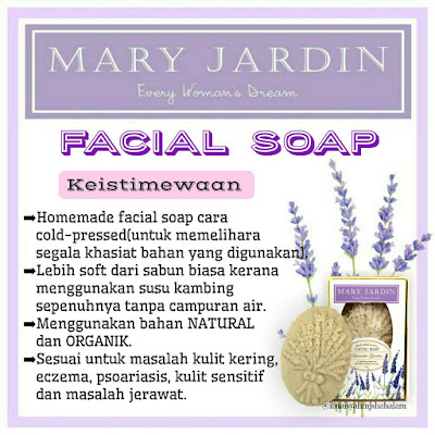 keistimewaan facial soap mary jardin