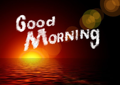 good morning sms in hindi