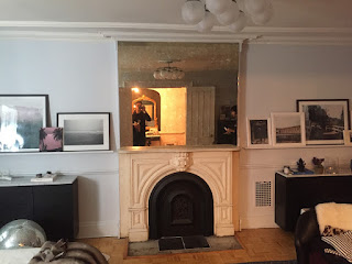 Antique mirror the best decoration for your dining room