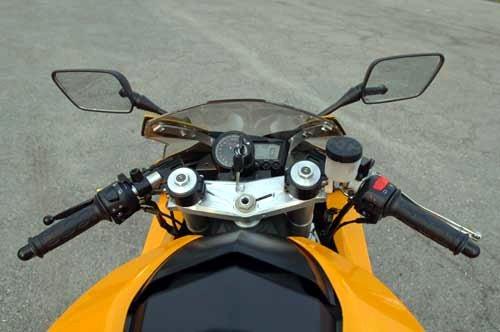 Fischer MRX Motorcycle Cockpit