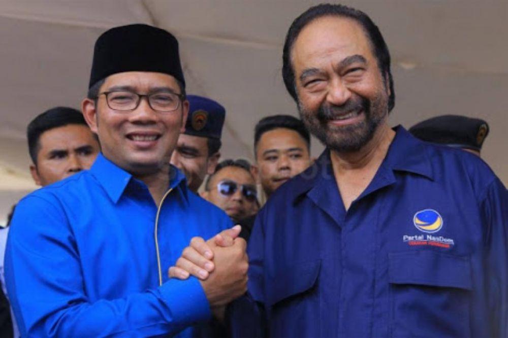 Ridwan Ngaku Kamil Siap Jika Ditunjuk Jadi Tim Kampanye Jokowi