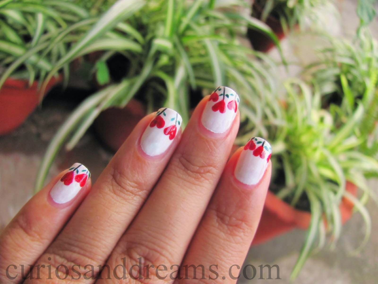 Valentines Day Nail Art, easy Valentines Day Nail Art, Valentines Day Nail Art designs