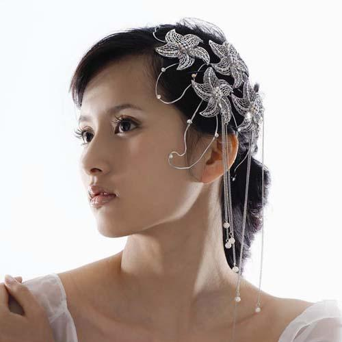 Wedding Hairstyles With Hair Jewelry: Bridal Jewellery: 2011-07-24