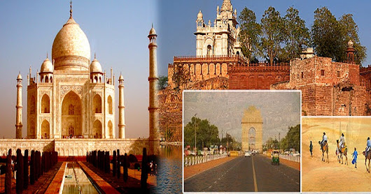 4 Nights Golden Triangle Tour: A journey towards the historical lands