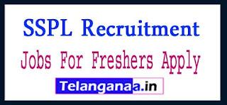 SSPL Recruitment 2017 Jobs For Freshers Apply