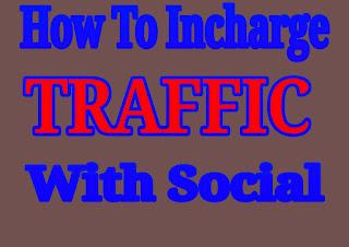Social Media se blog Website ka traffic kaise badhaye