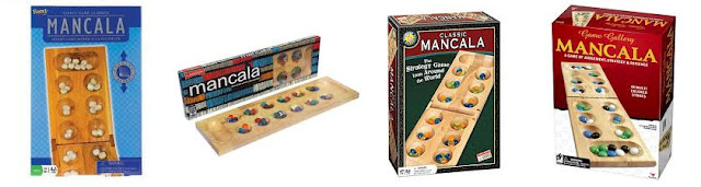 difference between Kalah and Mancala