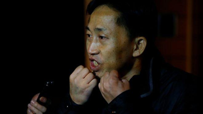 Kim Jong-nam death: North Korean says arrest was 'conspiracy'