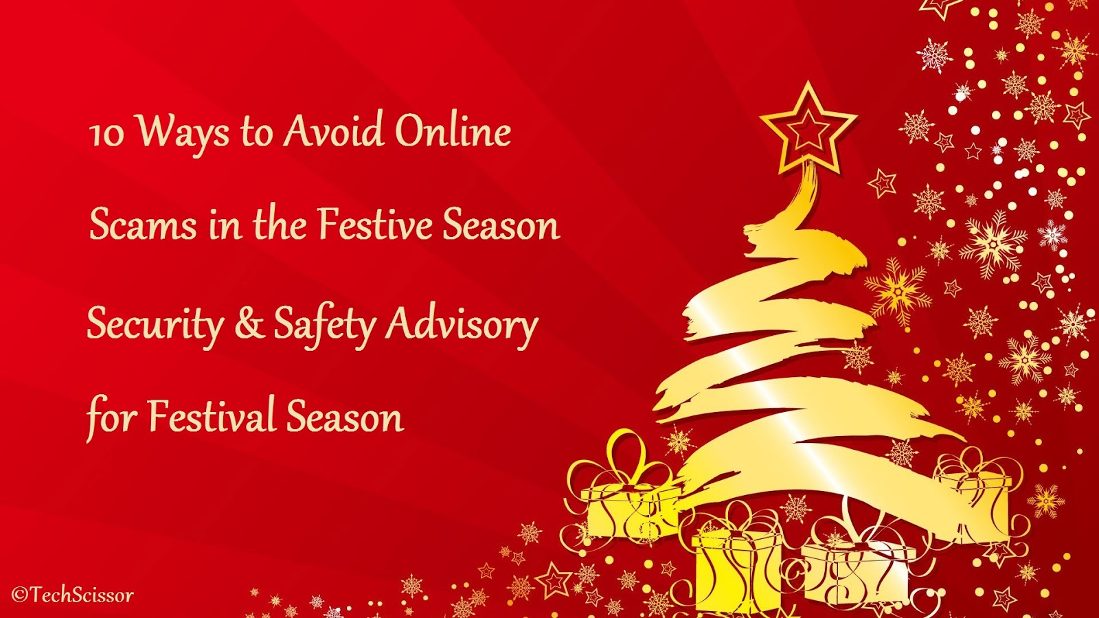 10 Ways to Avoid Online Scams in the Festive Season
